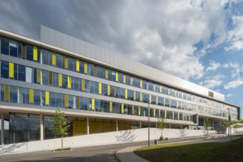 Neubau Uni Giessen