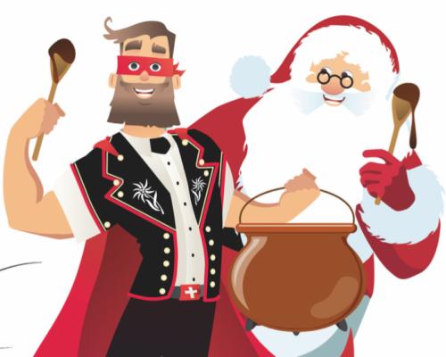 LUCOMAN Und Weihnachtsmann