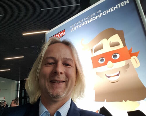 Frank Hildebrand ISH 2019