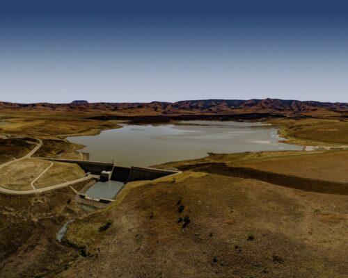 Ingula Pumpspeicherwerk, Südafrika