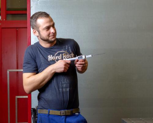 David Zgraggen, Werkstattleiter