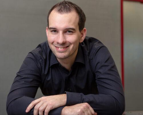 LUCOMA Betriebsleiter, Kevin Grossenbacher